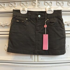 NWT JOE's Girls skirt